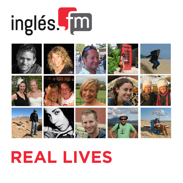 Real Lives - Conversaciones en Inglés podcast