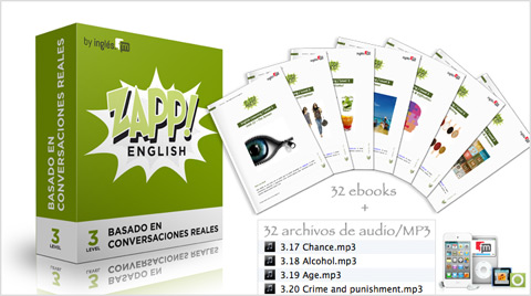 Zapp! Inglés Listening - English